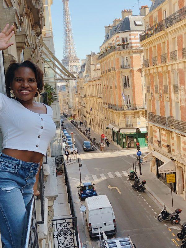 6 Days In Paris